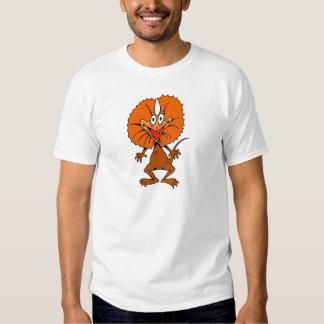 frilled t shirt