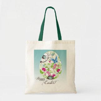 Frilly Florals Bag