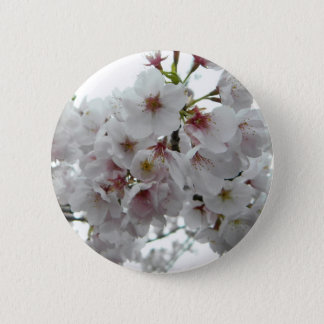 Frilly Flowers Button