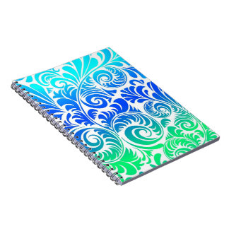 Frilly Fronds 2 Notebook