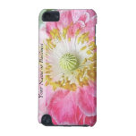 Frilly Pink Poppy iPod Touch 5G Case