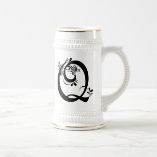 Frilly Q Mugs