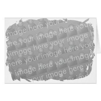 Fringe Border - Landscape Greeting Card