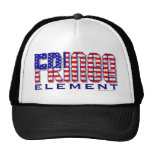 Fringe Element Hats