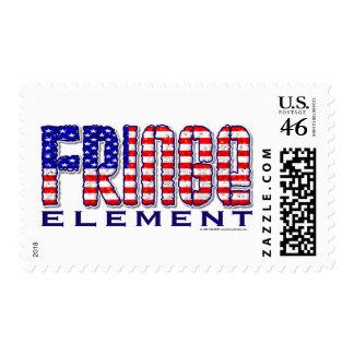Fringe Element Stamp