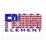 Fringe Element Postcards