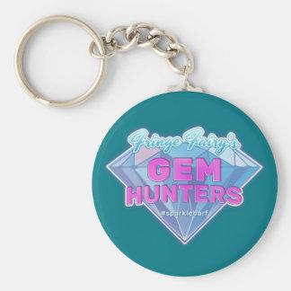 Fringe Fairy's Gem Hunters Keychain