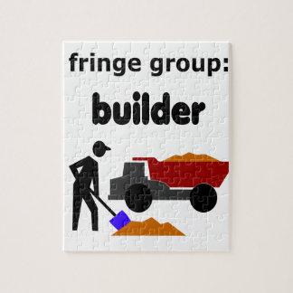 fringe group: builder jigsaw puzzles