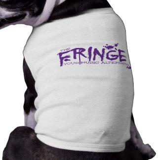 Fringe Purple Doggie Shirt