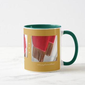 Fringe Scarf Wrap by Gretchen Mug
