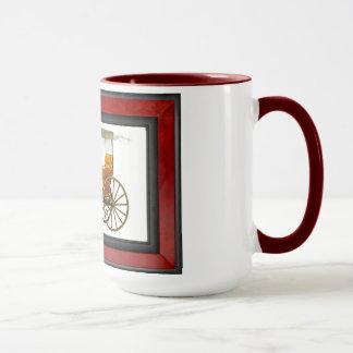 Fringed topped Surrey Mug