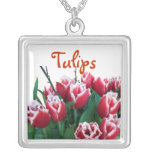 Fringed Tulips Jewelry