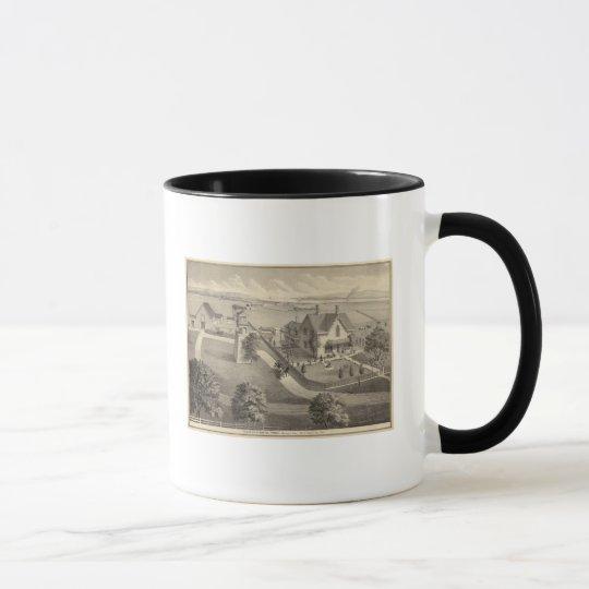 Frink residence mug