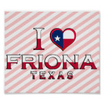 Friona, Texas Posters