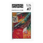 Frip Modern Postage Stamp