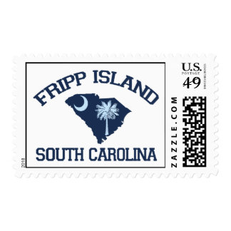 Fripp Beach Stamps