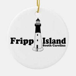 Fripp Island. Ceramic Ornament