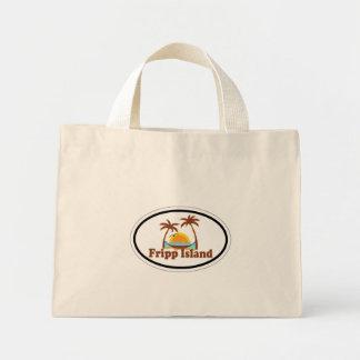 Fripp Island. Mini Tote Bag