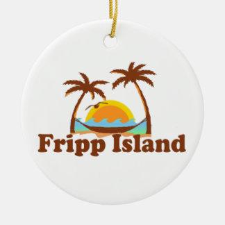 Fripp Island Christmas Tree Ornament