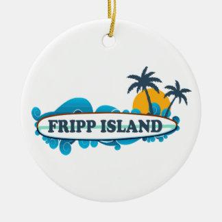 Fripp Island Christmas Tree Ornaments