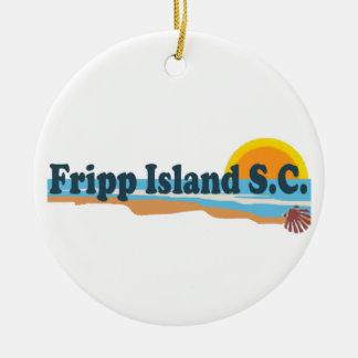 Fripp Island Ornament