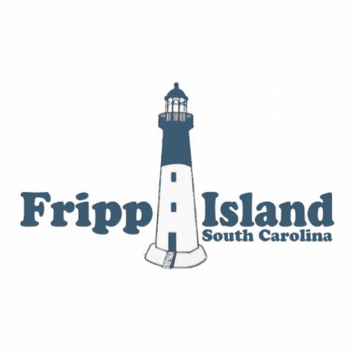 Fripp Island. Acrylic Cut Outs