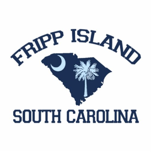 Fripp Island. Cut Outs