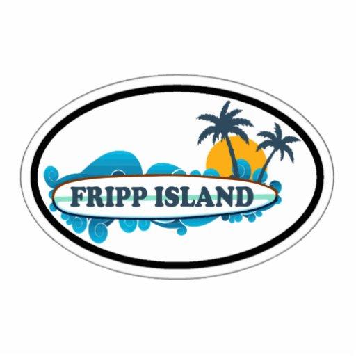 Fripp Island. Photo Sculpture