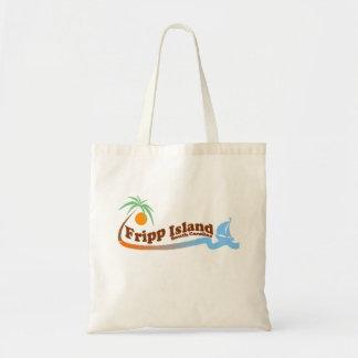Fripp Island. Tote Bag