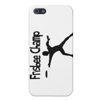 Frisbee Champ Case For iPhone SE/5/5s