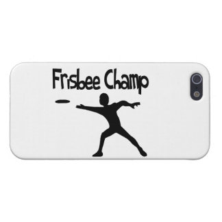 Frisbee Champ Cover For iPhone SE/5/5s