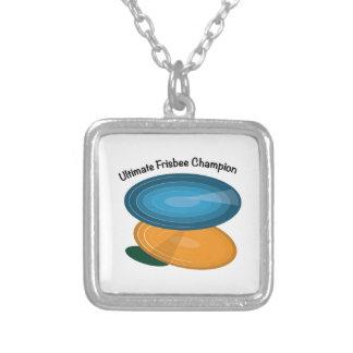 Frisbee Champ Custom Jewelry