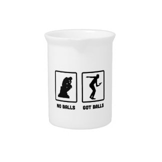 Frisbee Drink Pitchers