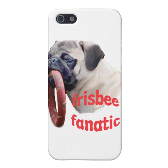 Frisbee Fanatic iPhone SE/5/5s Cover