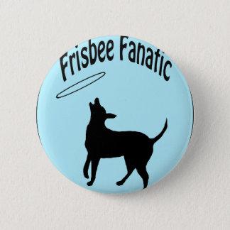 frisbee fanatic shirt button