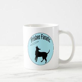 frisbee fanatic shirt coffee mug