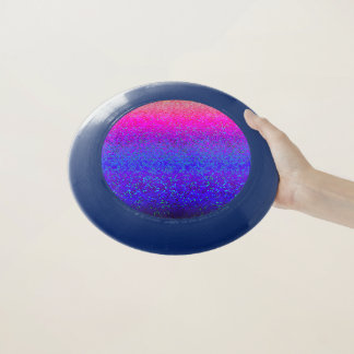 Frisbee Glitter Star Dust