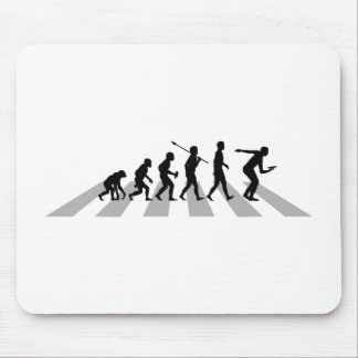 Frisbee Mouse Pad