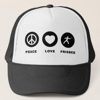 Frisbee Trucker Hat