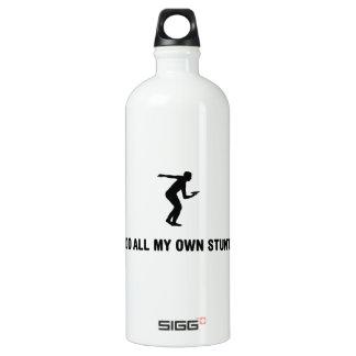 Frisbee Water Bottle