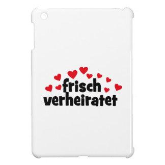 frisch verheiratet etui fürs iPad mini