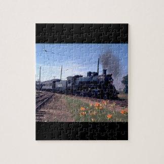 Frisco 2-10-0 Russian Decapod_Trains Jigsaw Puzzle