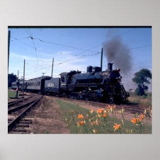 Frisco 2-10-0 Russian Decapod_Trains Poster