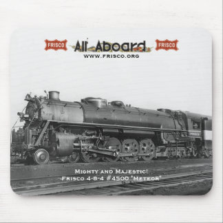 "Frisco 4500 ""Meteor"" Mouse Pad"