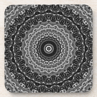 Frisco Black and White No. 10 Coaster