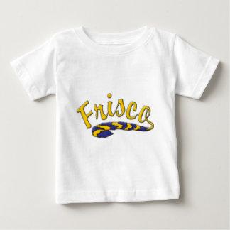 Frisco High School Tail Baby T-Shirt