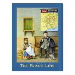 Frisco Line Post Cards