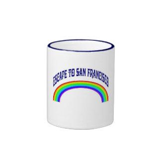 Frisco Love Coffee Mug
