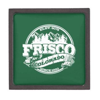 Frisco Old Circle Green Premium Keepsake Box