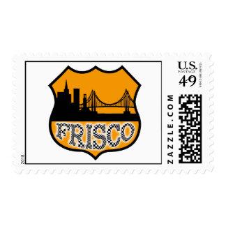 Frisco Postage